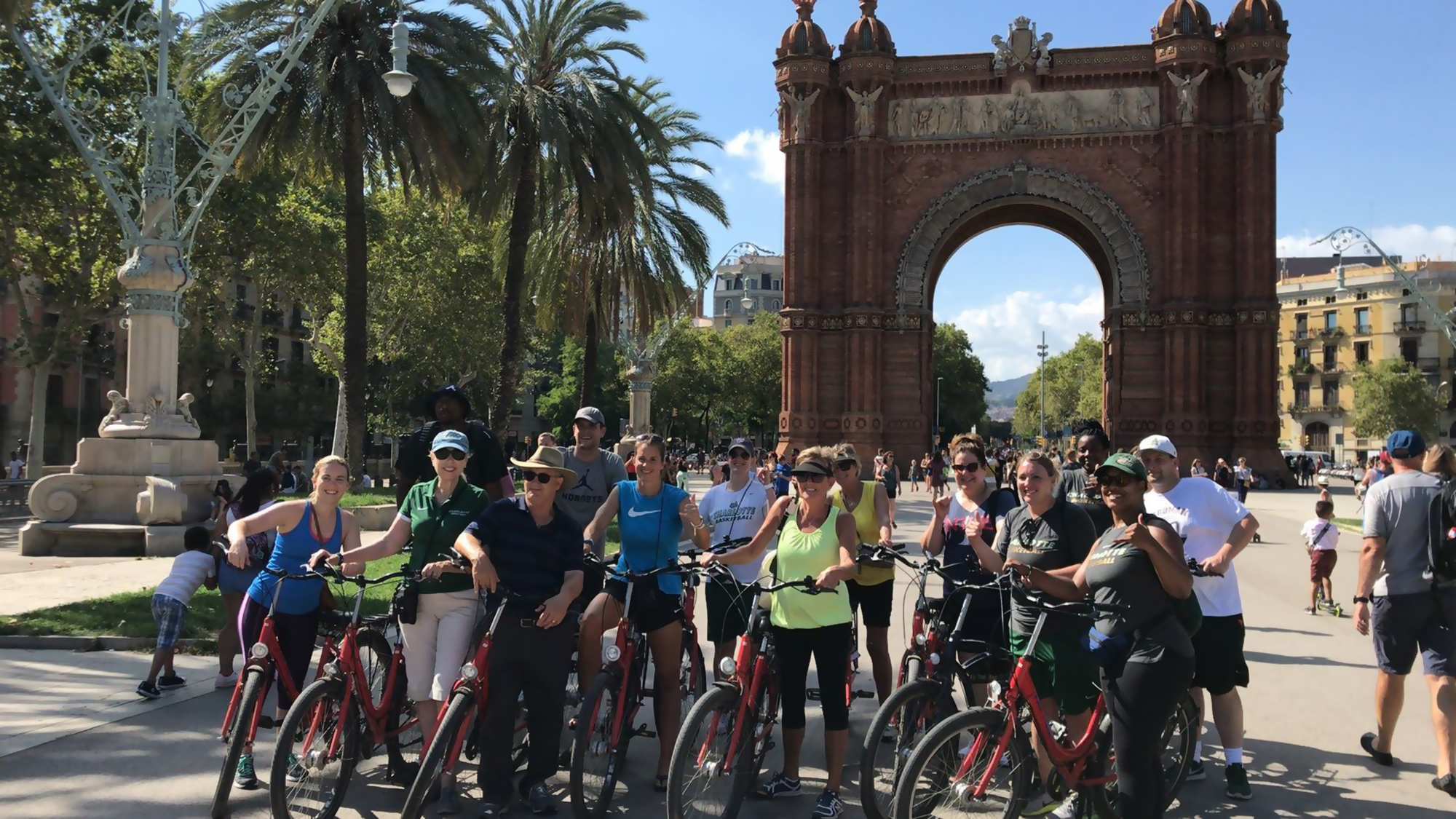 Sports Tour & Bike Tour in Spain Barcelona