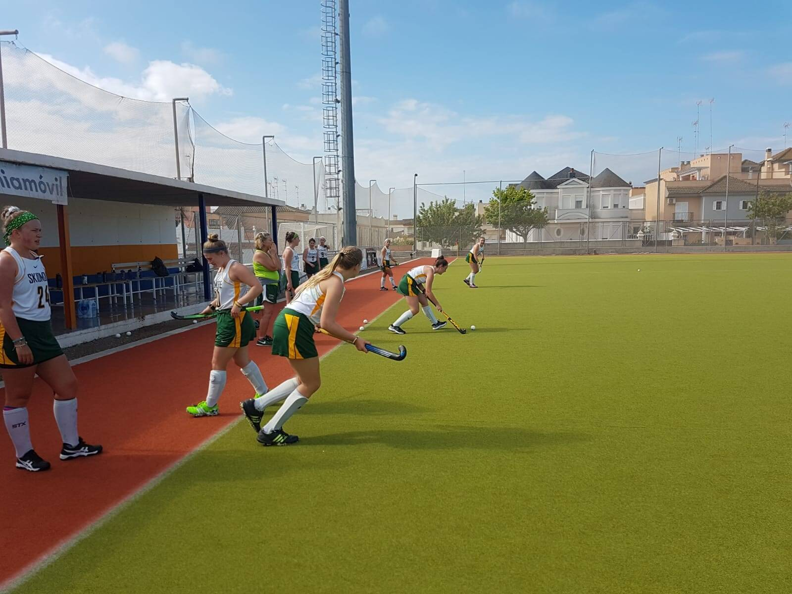 Field Hockey Tours Spain