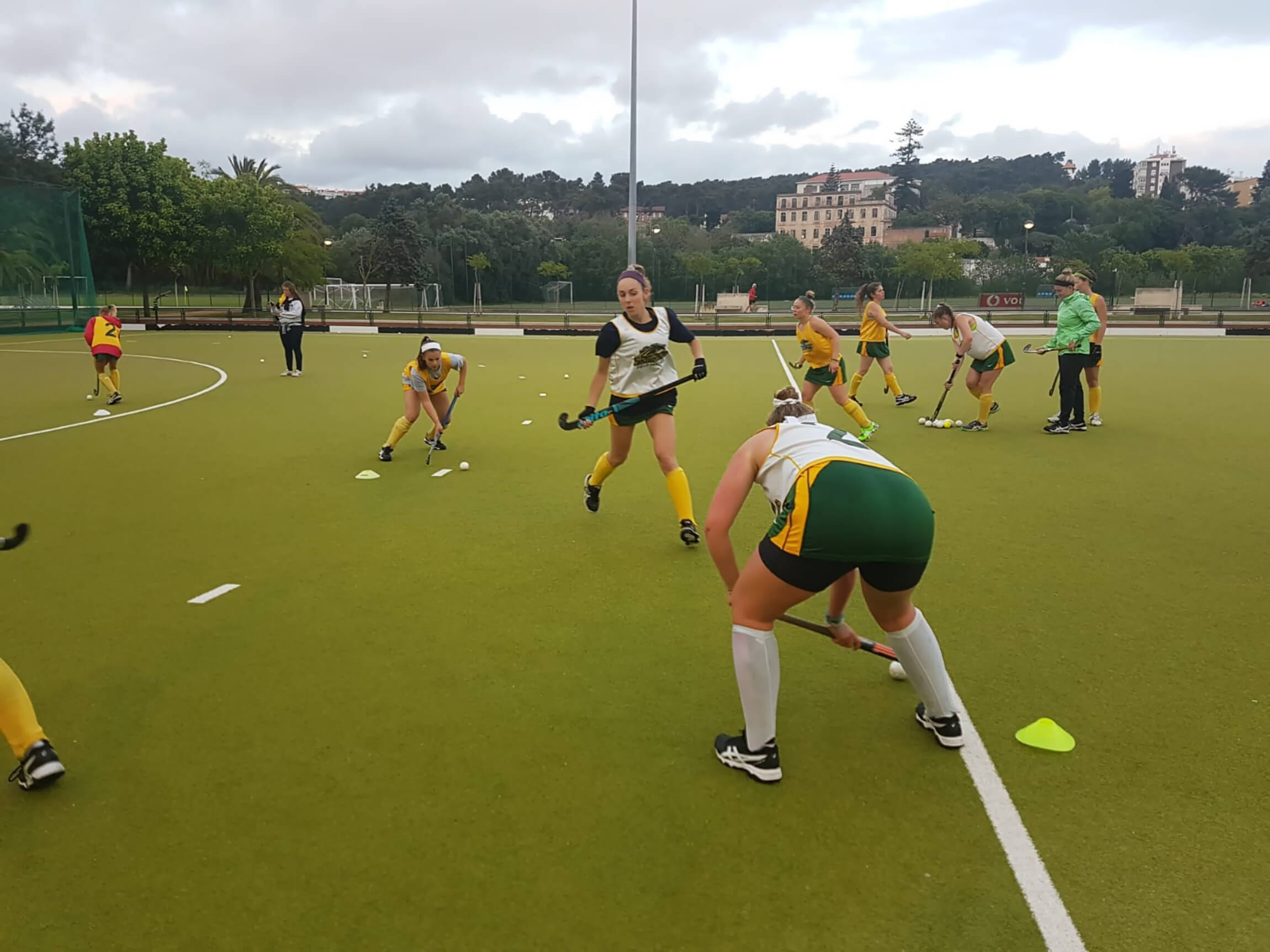 Field Hockey Camps Portugal