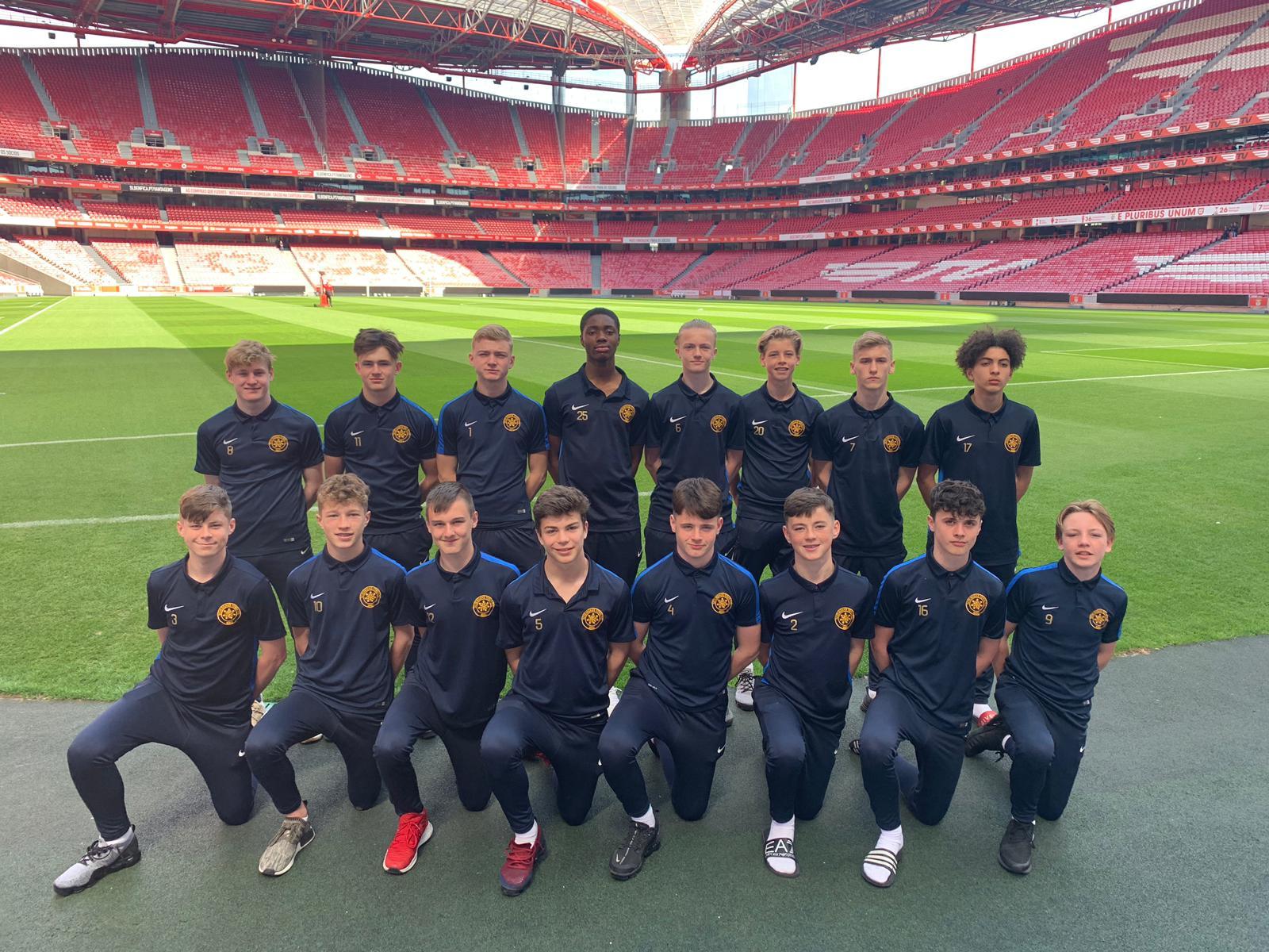 Football-Tour-Portugal-Sevenoaks-Spain-Italy-sports-ventures-benfica