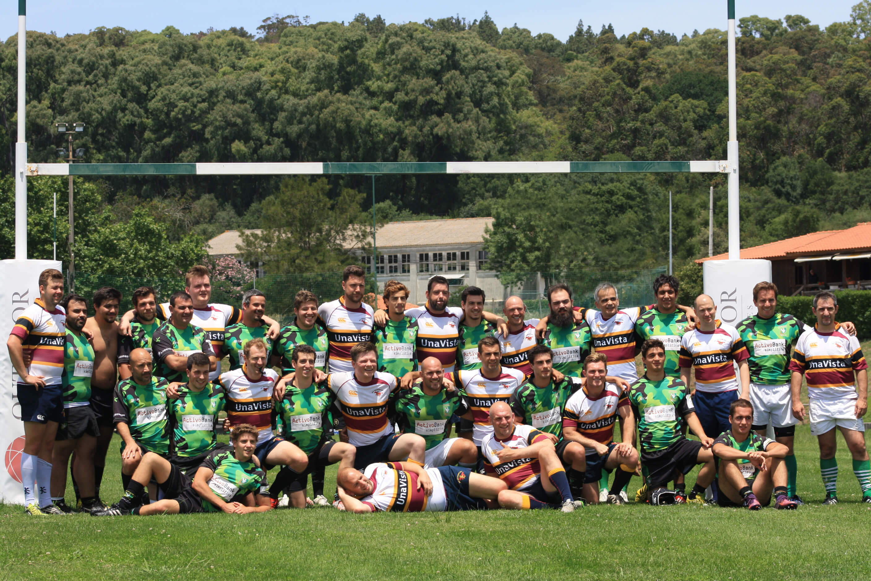 Rugby tour Portugal Spain Italy
