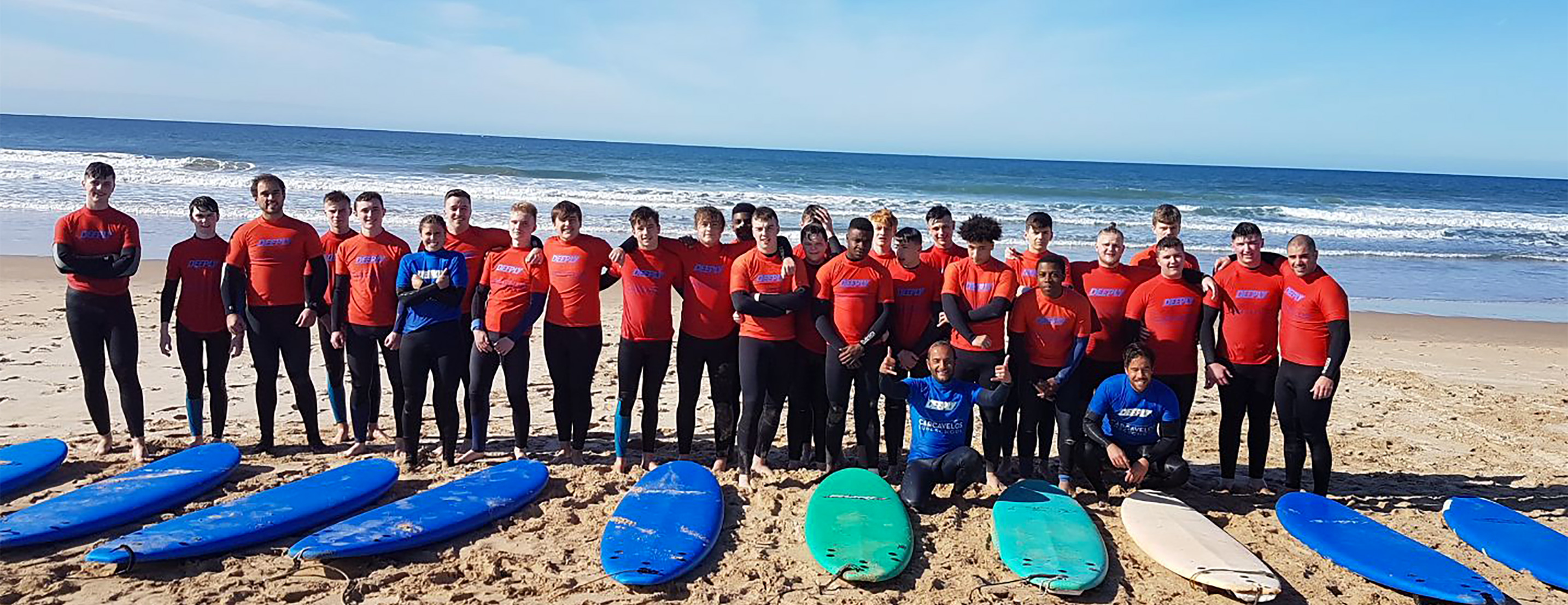 Sports Tours & Surfing Clinics