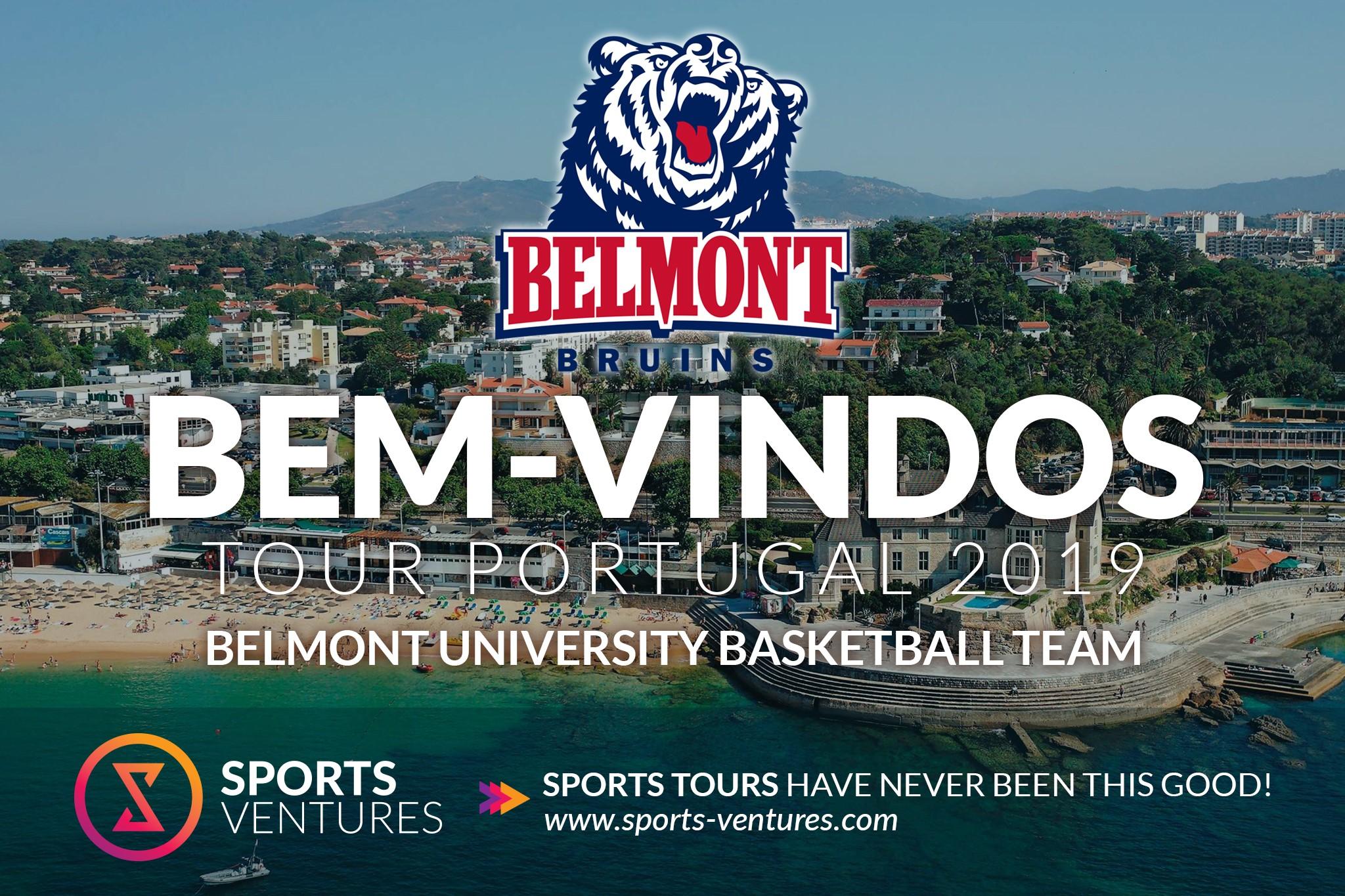Belmont University Mens Basketball Tour of Portugal