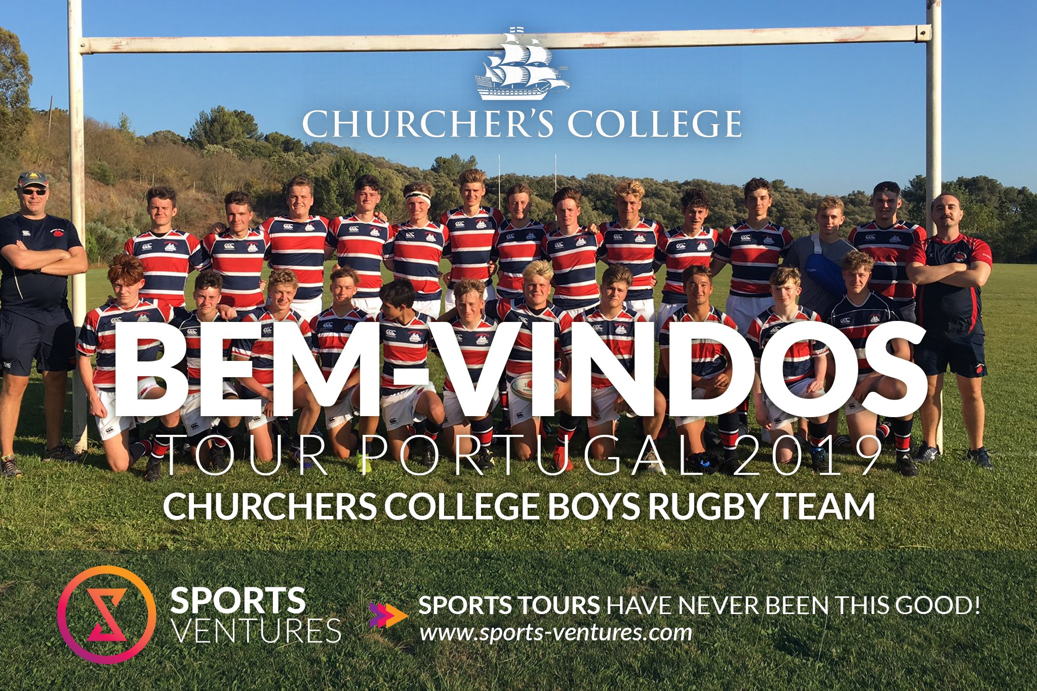 Churches-College-Rugby-Camp-Tour-Portugal