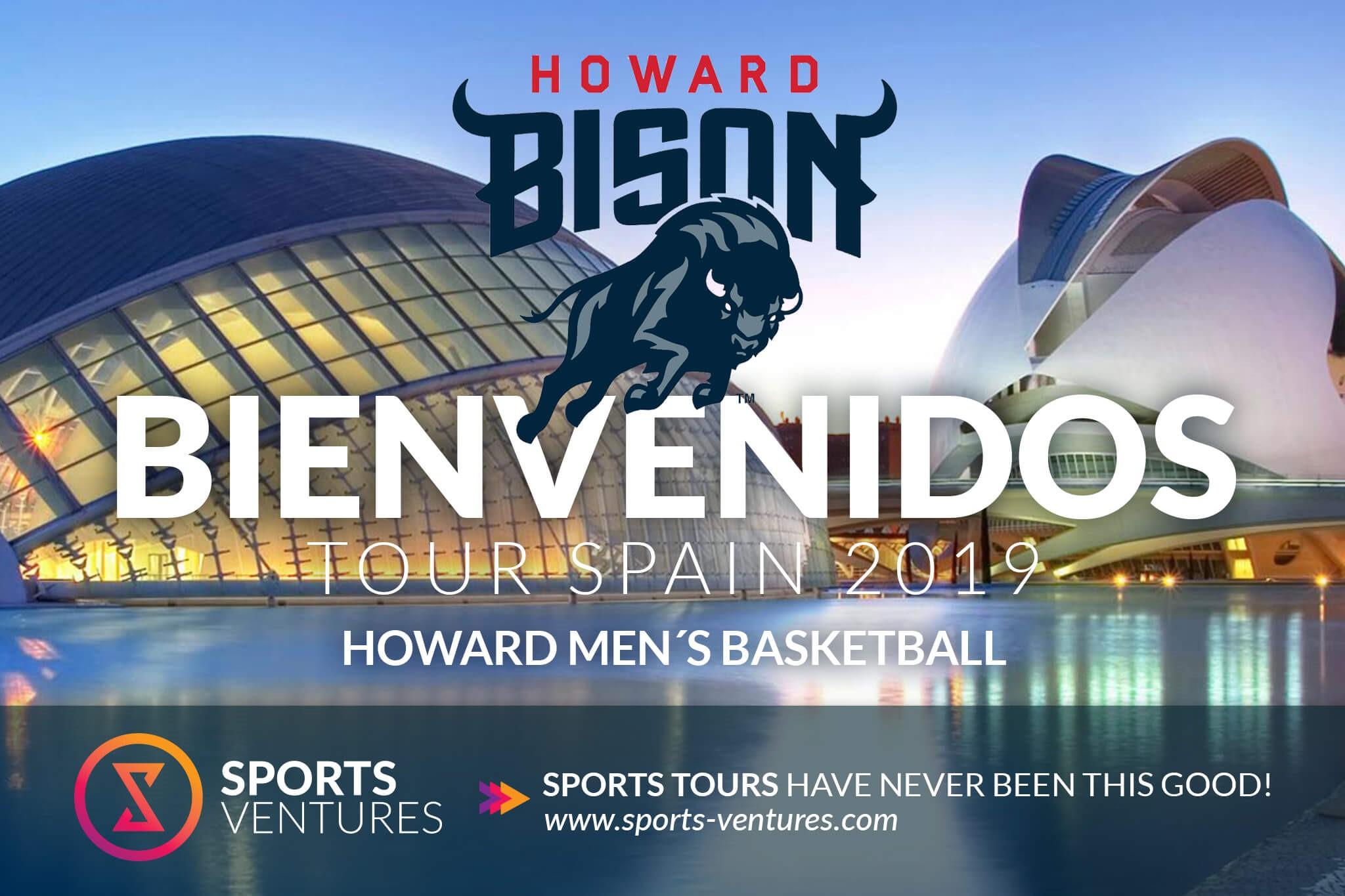 Howard University Men´s Basketball Tour of Spain