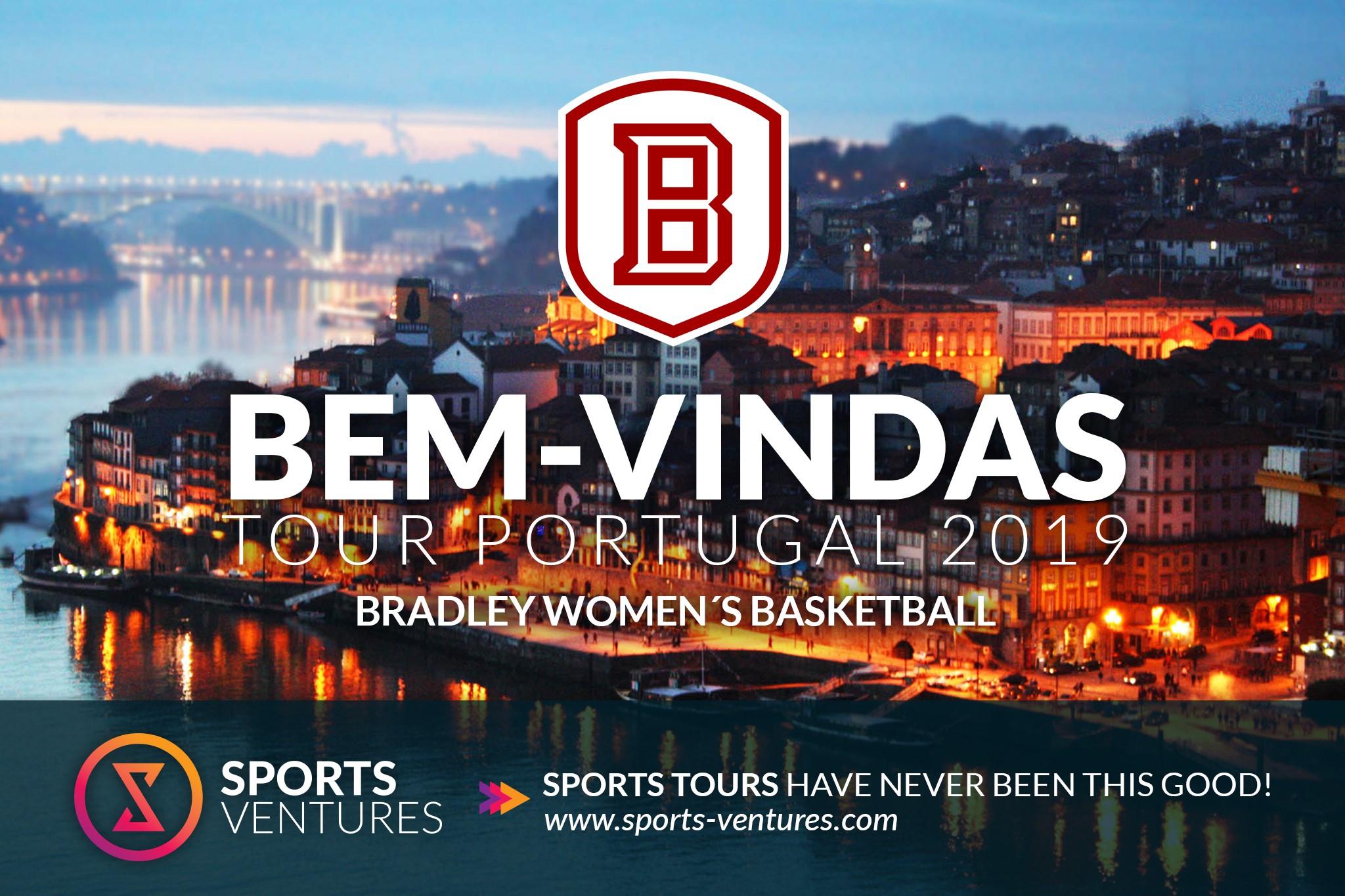 Bradley basketball Tour Portugal 2019