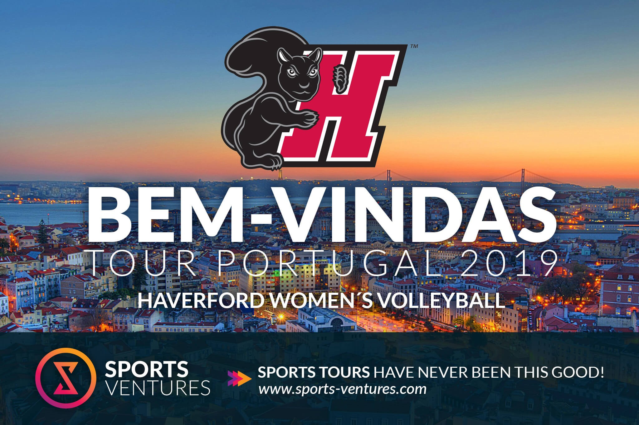 Haverford College Women´s Tour of Portugal