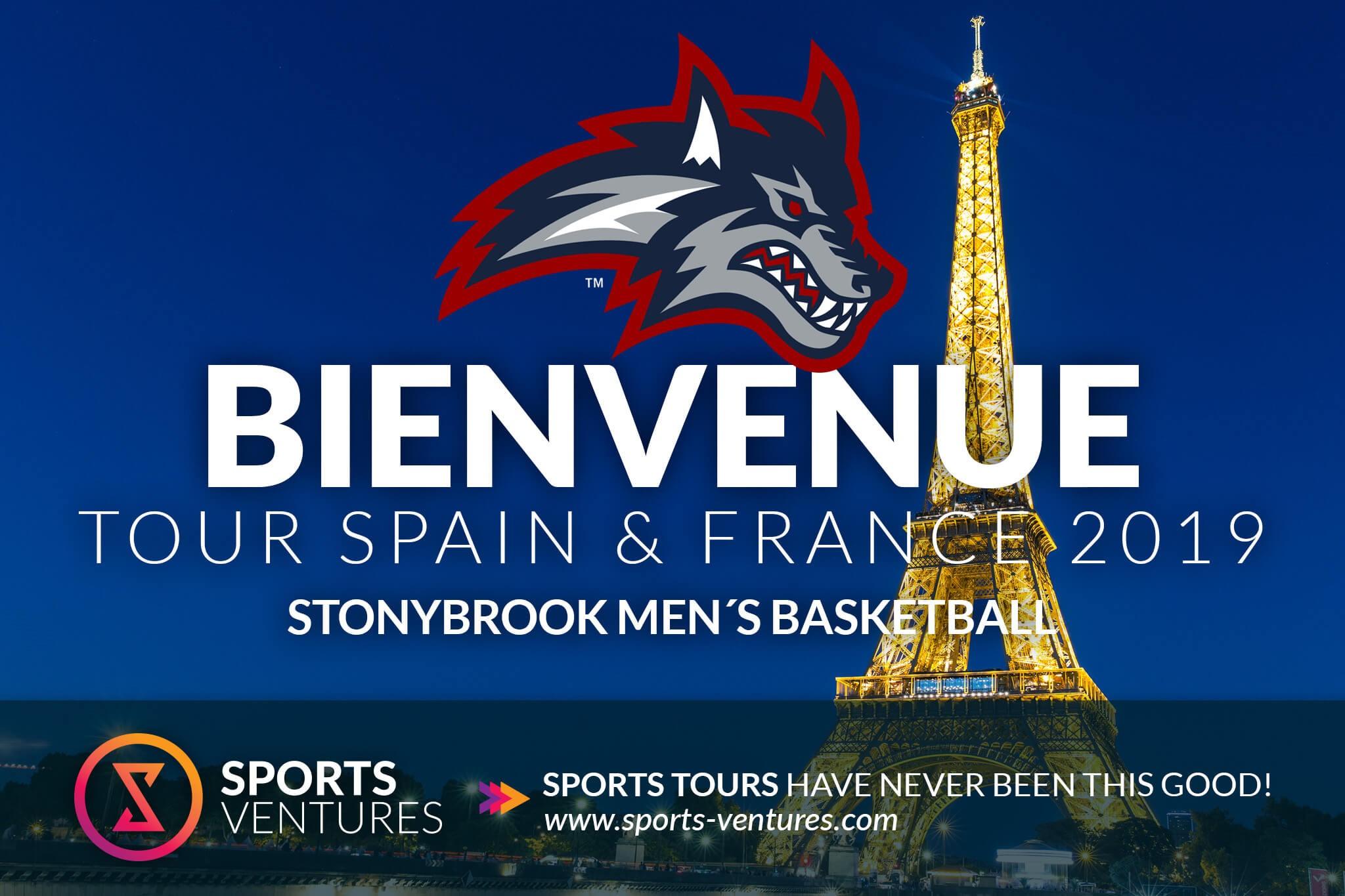 Stonybrook University Basketball Tour of Europe