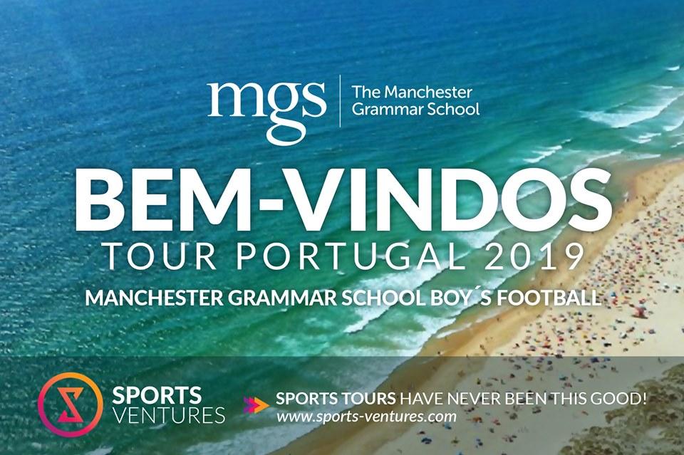 Machester GS Football Tour Portugal Sports Ventures