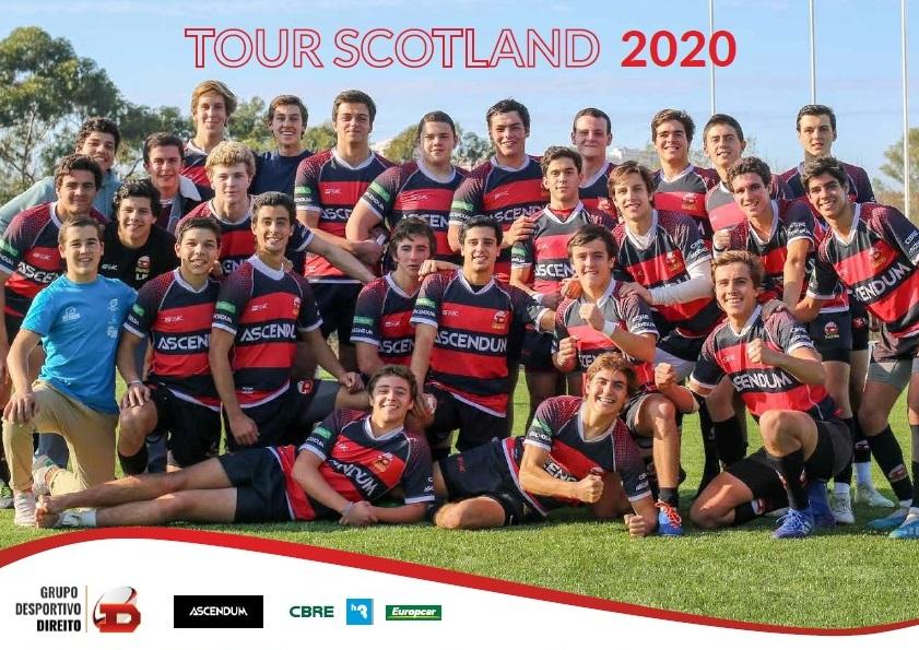GDD Direito Tour of Scotland