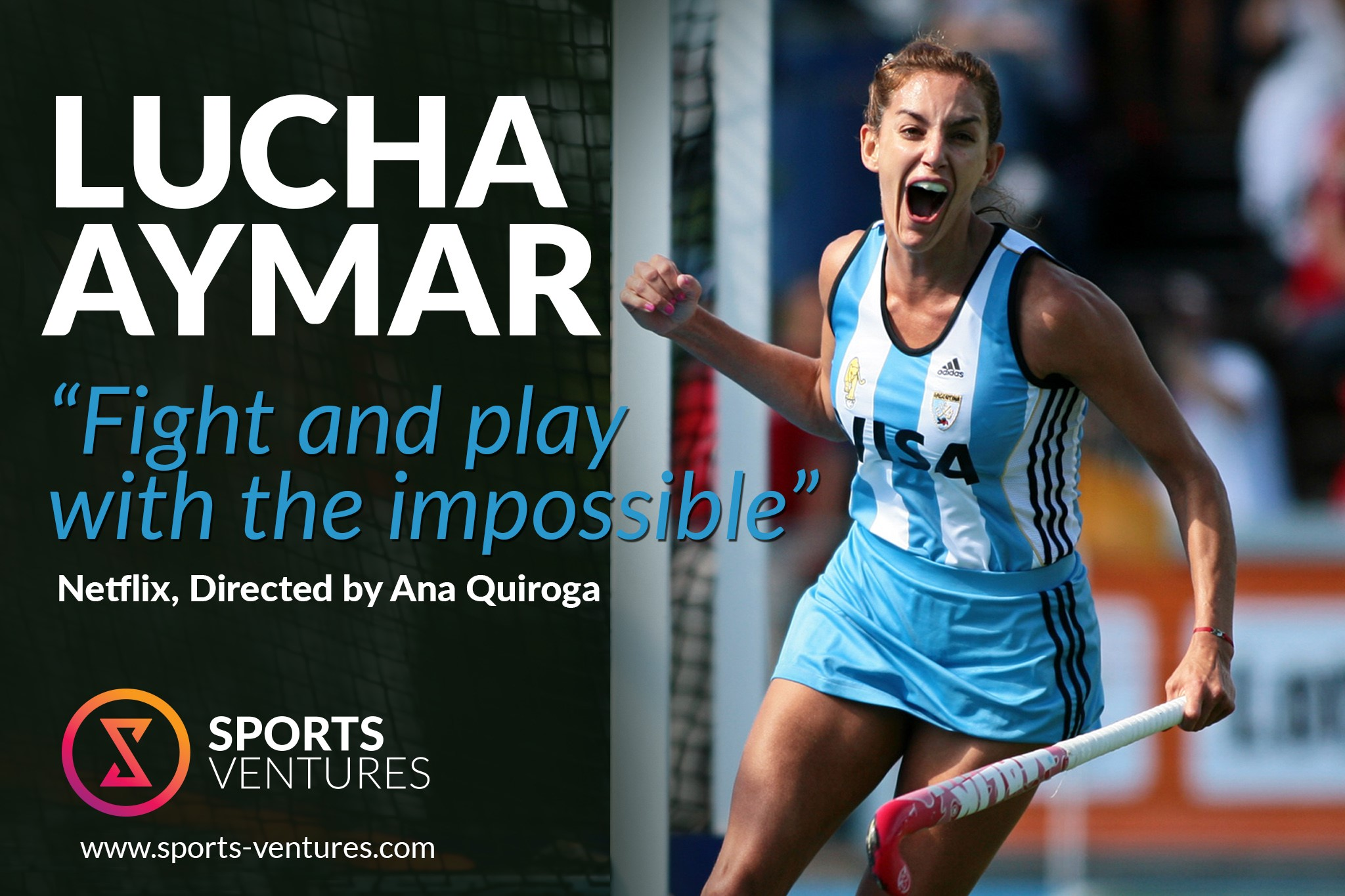 Lucha Aymar Field Hockey Tours Sports Ventures