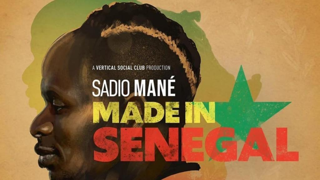Sadio Mane Football Soccer Tours Sports Ventures