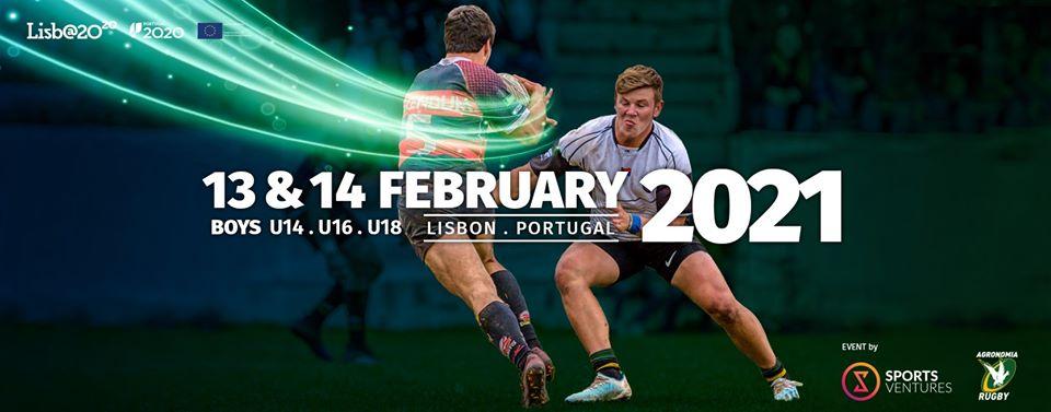 Junior 7s Lisbon Rugby Tournament
