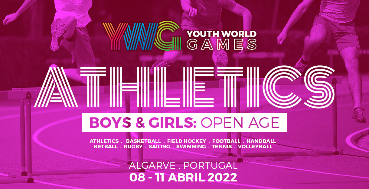 Athletics at the Youth World Games 2022